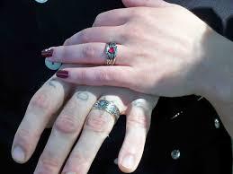 superman wedding rings my shinto wedding superman disposition