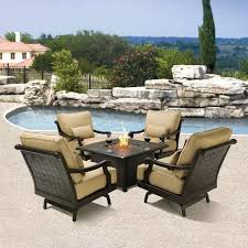 fire pit table and chairs luxury propane fire pit sets fire pit for