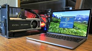 how to set up your mac with an external gpu imore