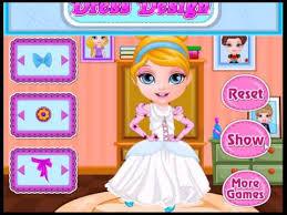 barbie bebelus rochie printesa jocuri cu barbie