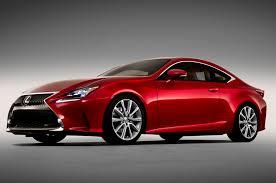 2016 lexus rc 200t coupe pricing 2015 lexus rc motor trend