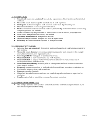 resume evaluation form employee evaluation form free download