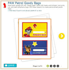 54 paw patrol party images paw patrol birthday