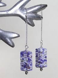 paper mache earrings paper jewelry lark crafts