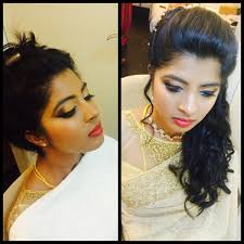 hairstyling classes join makeup jewellery sari draping hair styling
