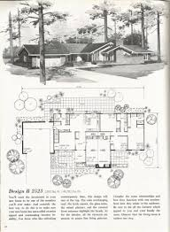 Vintage Home Plans Mid Century Modern House Plans Online Of Samples Aw Luxihome