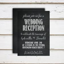 elopement invitations wedding ideas wedding invitations for reception only printable