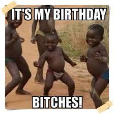 Naughty Birthday Memes - happy birthday dirty meme feeling like party