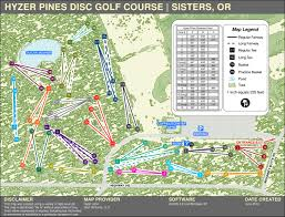 Southern Oregon Map by Map Of Disc Golf Courses In Oregon Updated Sep 13 2017