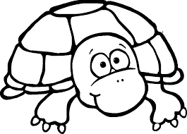 cute tortoise turtle coloring pages wecoloringpage