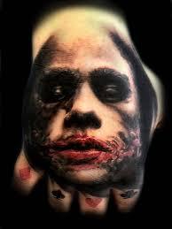 joker hand tattoo tattoo collections