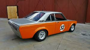 vintage datsun check out this immaculate datsun bluebird sss racecar for