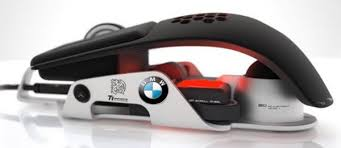 bmw usa accessories bmw mouse level 10 m gaming mouse by thermaltake and bmw