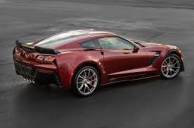 2016 chevrolet corvette zr1 2016 chevrolet corvette z06 spice design package rear three