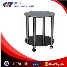 mini accent table ls movable glass coffee table movable glass coffee table suppliers