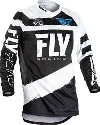 black motocross bike fly racing f 16 jersey 2018 mx motocross dirt bike off road atv