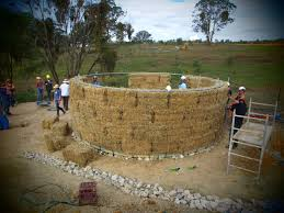 Strawbale House Plans by Roundhouse Build Foundations And Walls Milkwood Permaculture