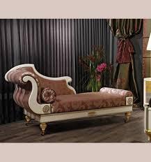 chaise pour chambre à coucher 1110 chaise longue col candle
