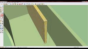 how to design a subwoofer box in google trimble sketchup car