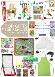 gift guide top 20 gift ideas for families with limited space