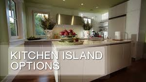 cool kitchen island ideas unique kitchen island styles hgtv