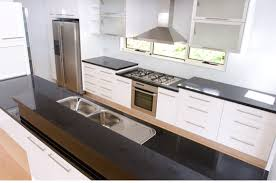 Stainless Steel Kitchen Bench Stainless Steel Benchtops Clic Scan Mac Cabinets
