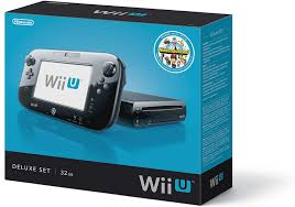 wii u black friday 2014 amazon com nintendo wii u console 32gb black deluxe set video