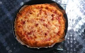 recette de cuisine sans four recette pizza sans four avec des patates pas chère et simple