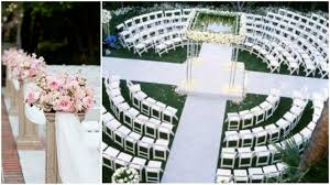 ceremony aisle decor keith watson events