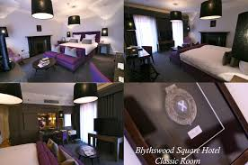 Home Interior Design Glasgow An Evening U0027s Stay At The Luxury Blythswood Square Glasgow