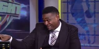 chris webber haircut chris webber does a very accurate avery johnson impression huffpost