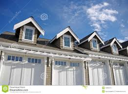 Dormers Only Garage With Dormers Stock Photo Image Of Detached Residential
