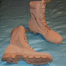 womens size 12 fashion combat boots wellco desert combat boots us made size 12 1 2 shoe adds for