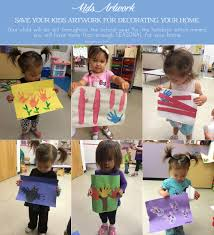 use kids art to decorate your home with tips on how to organize