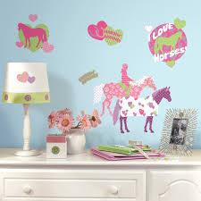 roommates rmk1663scs horse crazy peel stick wall decals horse roommates rmk1663scs horse crazy peel stick wall decals horse decals for walls amazon com