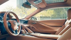 lexus lc interior the lexus lc hybrid is packed with comfort jump right in and