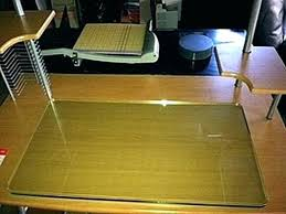 Corner Desk Mat Plastic Desks Protector Zcdh Me