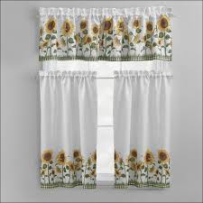 Lace Curtains And Valances Kitchen 30 Inch Tier Curtains Lace Curtains Red Kitchen Curtains
