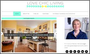 Interior Design Blogs UK Top  Vuelio - Home interior design blogs