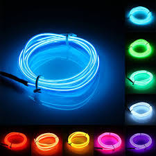 light up the with neon el wire getdatgadget