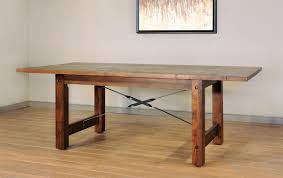 Amish End Tables by Ruff Sawn Beam Dining Table From Dutchcrafters Amish Furniture