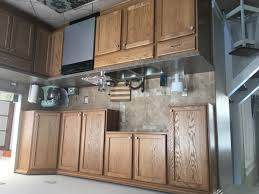 how to restain cabinets darker restaining oak cabinets and trim diy home improvement forum