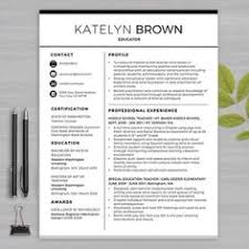 Physical Education Teacher Resume Sample by In Love With This Adorable Teacher Resume Template Professional