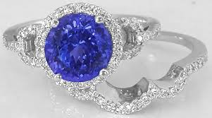 tanzanite wedding rings important facts about tanzanite rings interesting facts