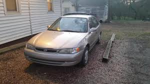 1998 toyota corolla price 1998 toyota corolla le running well high low price