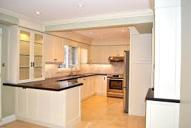 White Contemporary Kitchen - transitional kitchenscool transitional kitchens with white