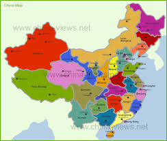 Maps Of China by China Map State Map