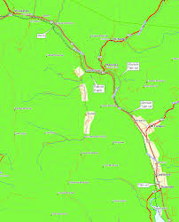 Map Of Northeast Usa Esopus Creek Whitewater
