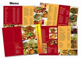 restaurant menu design ideas home design ideas
