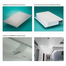 Decorative Acoustic Panels China Cheap Perforated Decorative Acoustic Ceiling Wall Panels